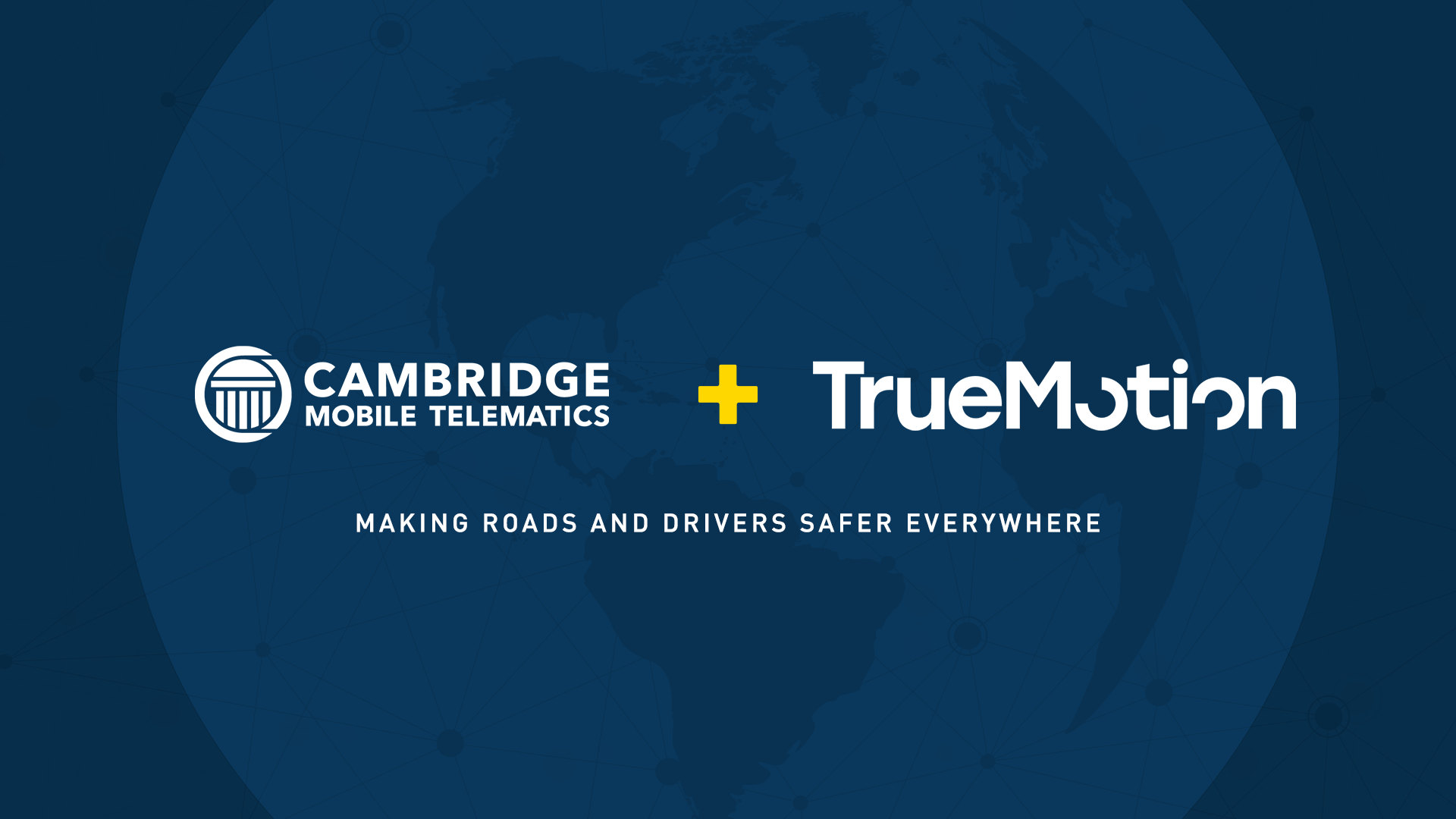 Leaders in telematics join forces